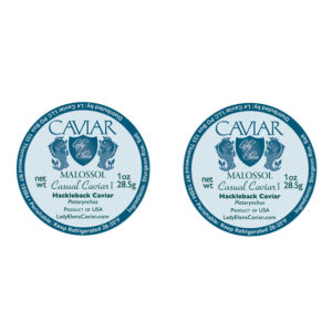 Casual Caviar Series