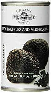 Urbani Truffles Black Truffles and Mushrooms Lady Elena Caviar